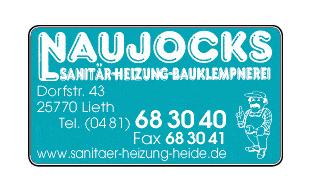 Logo von Naujocks, Sanitär-Heizung-Bauklempnerei
