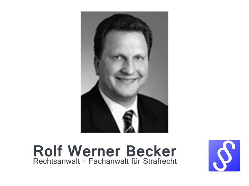 Logo von Becker Rolf Werner Rechtsanwalt