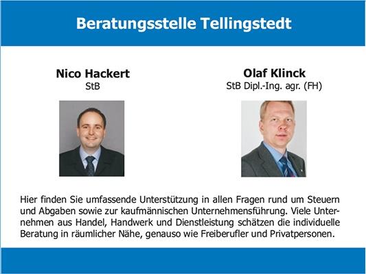 SHBB Steuerberatungsgesellschaft Beratungsstelle Tellingstedt