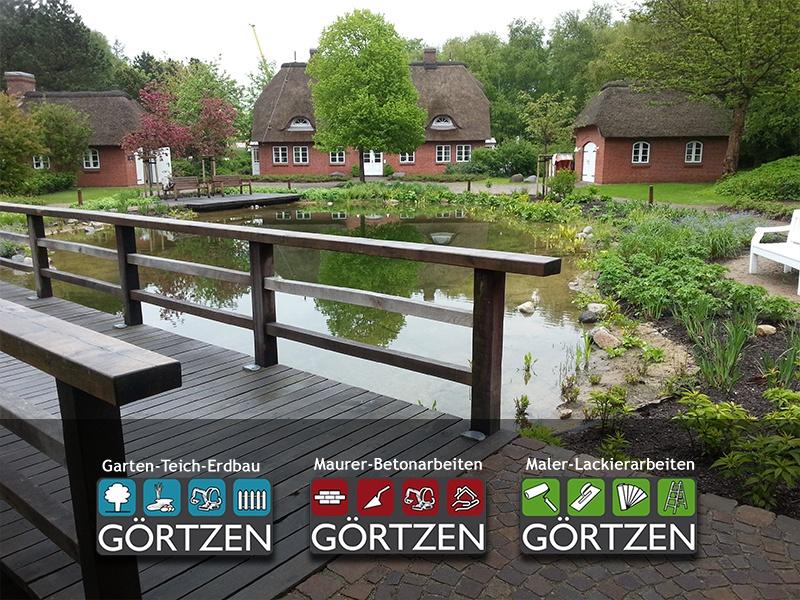 Malerbetriebe Bauunternehmen Garten  Und Landschaftsbau