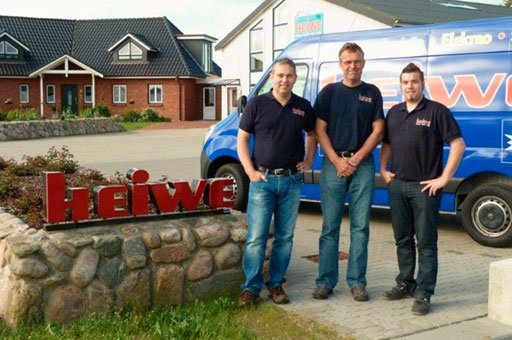Heiwe Heizung Sanitär GmbH
