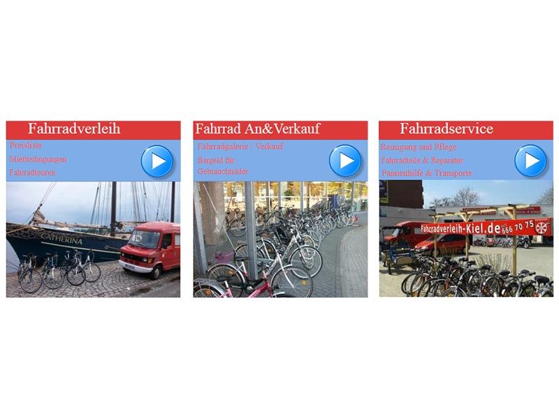 Fahrradverleih-Kiel aus Kiel