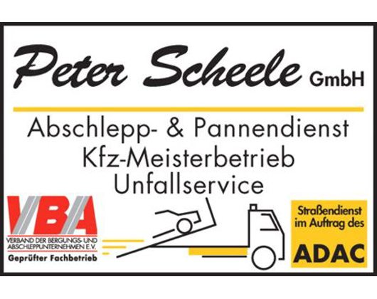 Abschleppdienst Peter Scheele GmbH
