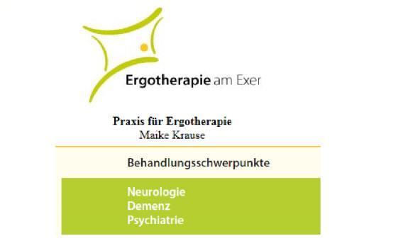 Ergotherapie am Exer, Maike Krause