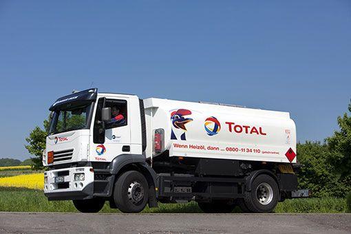 Heizöl TOTAL Mineralöl GmbH