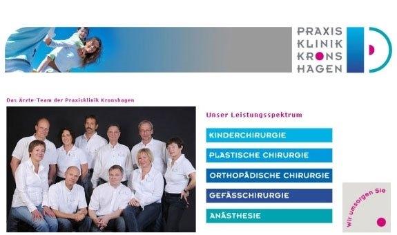 Praxisklinik Kronshagen
