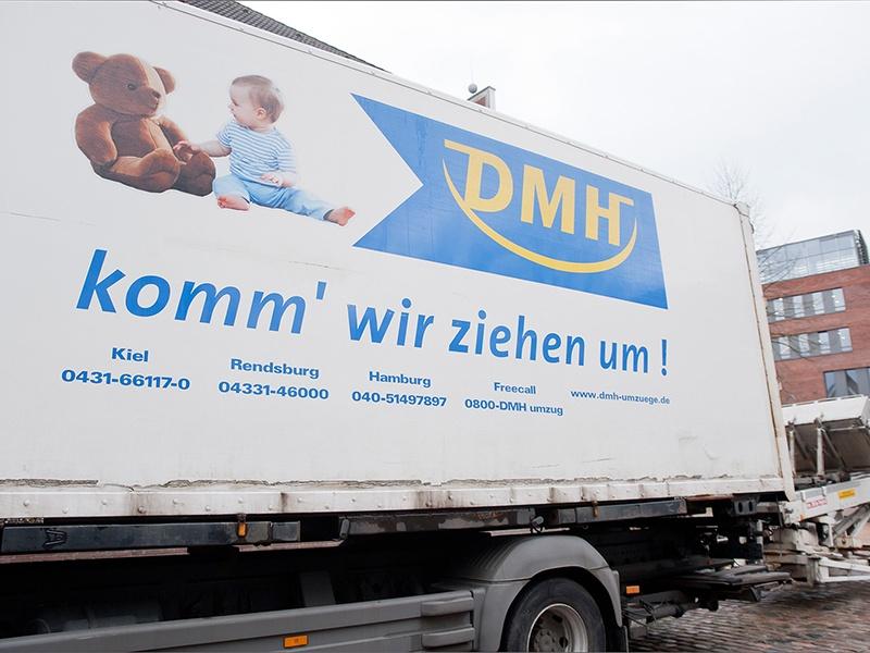 DMH Möbeltransport und Services GmbH & Co. KG
