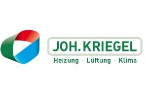 Logo von Kriegel Joh. Heizung- und Lüftungsbau