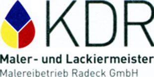 Bild zu KDR Malereibetrieb Radeck GmbH Malereibetrieb in Kiel