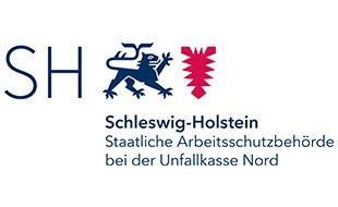 Logo von Unfallkasse Nord S.- H. - HH mit Staatlicher Arbeitsschutzbehörde S.-H.