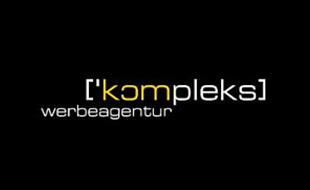 Logo von Kompleks Werbeagentur GbR Ines Janssen u. Janine Loell
