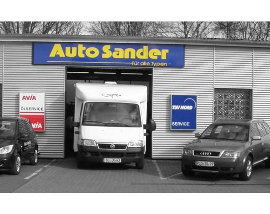 Logo von Auto Sander GmbH Kfz-An- und -Verkauf