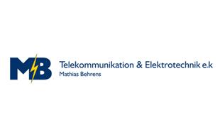 Logo von MB Telekommunikation & Elektrotechnik Kiel GmbH Telefonanlagen