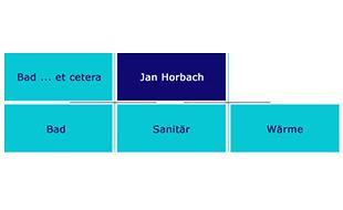 Logo von Bad... et cetera Jan Horbach Sanitärtechnik