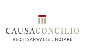 Logo von CausaConcilio Rechtsanwälte und Notare