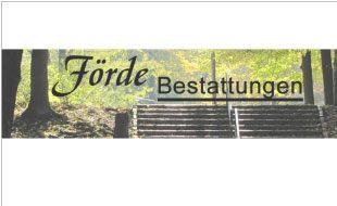 Bild zu Förde Bestattungen Inh. Marco Böttger e.K. Erd- Feuer- und Seebestattungen in Kiel