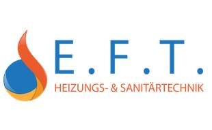Logo von E.F.T. Heizung- und Sanitärtechnik Kiel GmbH