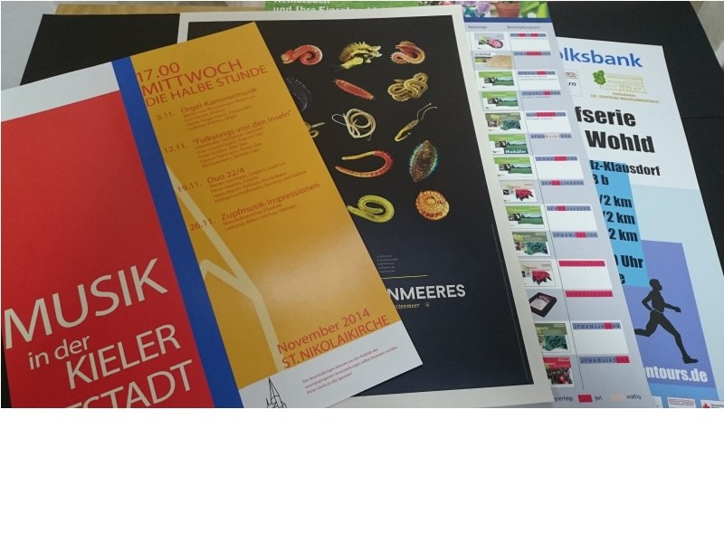 Einblatt Druckerei Inh Ursula Draeger 24118 Kiel