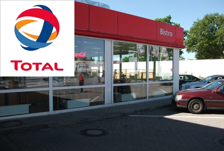 Logo von TOTAL Tankstelle mit Bistro und Gaszentrum Inh. Kira Ruck
