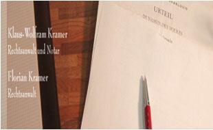 Logo von Kramer & Kramer Rechtsanwälte und Notar
