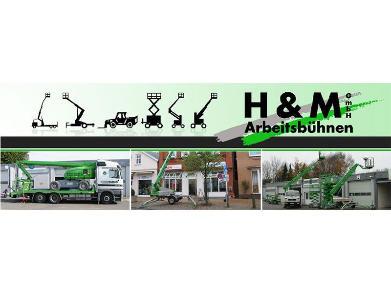 H & M Arbeitsbühnen GmbH