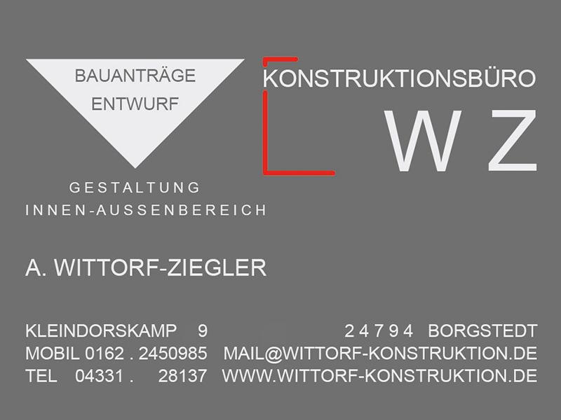 Konstruktionsbüro WZ Antje Wittorf-Ziegler