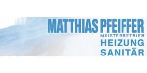 Logo von Pfeifer, Matthias, Heizung Sanitär
