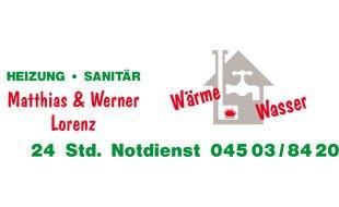 Logo von Lorenz M. & W. Heizung Sanitär
