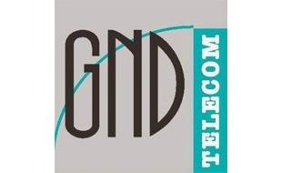 Logo von GND TELECOM Gesellschaft für Nachrichten- und Datentechnik