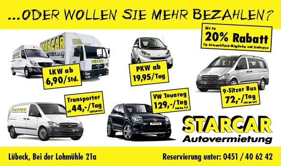 Autovermietung STARCAR GmbH