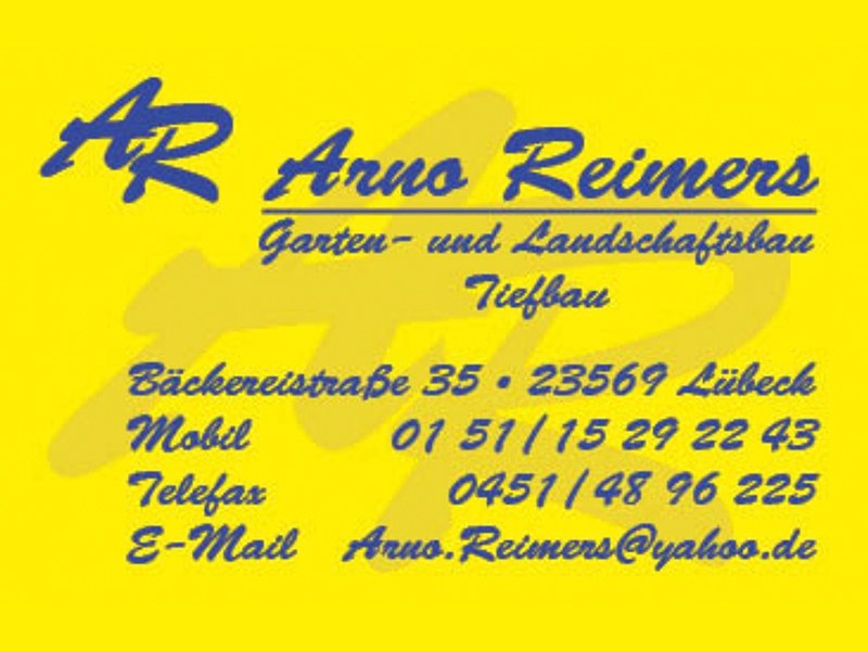 Reimers Arno