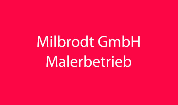 Milbrodt Malerbetrieb GmbH