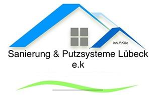 Logo von Sanierung & Putzsysteme Lübeck e.K.