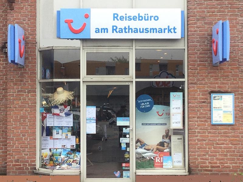 Reisebüro am Rathausmarkt GmbH