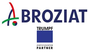 Logo von Oskar Broziat GmbH gebrauchte Maschinen