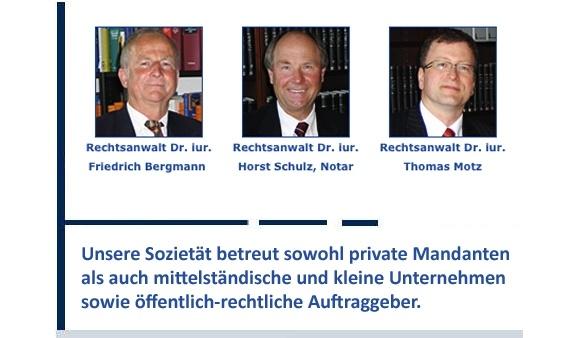 Anwaltssozietät Bergmann