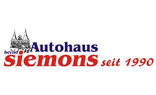 Logo von Autohaus Bernd Siemons e.K. Automobile