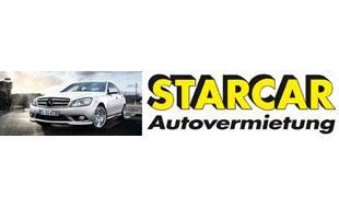 Logo von Autovermietung STARCAR GmbH
