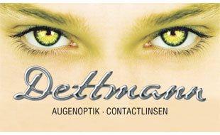 Logo von Dettmann Augenoptik Inh. Frank Dettmann