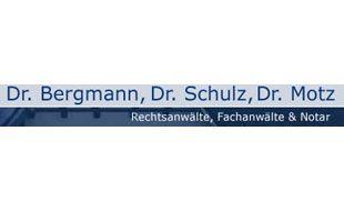 Logo von Anwaltssozietät Bergmann F., Schulz H., Motz T. Dres.jur.