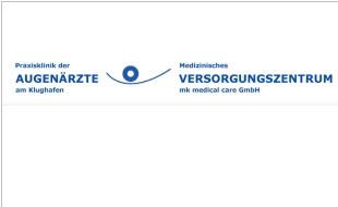 Logo von MK medical Care GmbH MVZ Augenarztpraxis