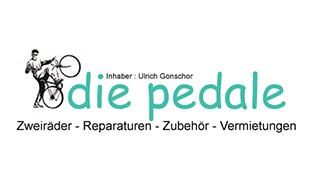 Logo von die pedale mobile Fahrradwerkstatt