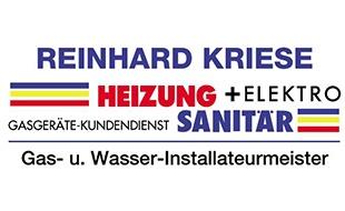 Logo von Kriese  Heizung - Sanitär - Rohreinigung