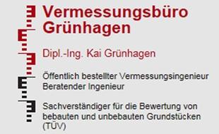 Logo von Grünhagen Vermessungsbüro