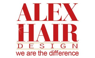 Logo von Alex Hair Design