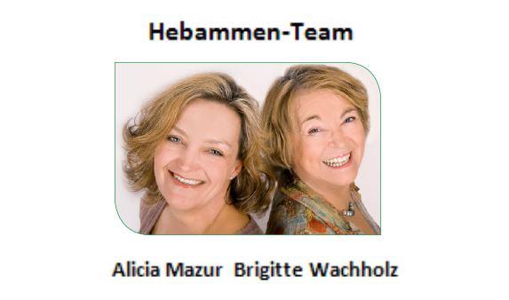 Hebamme Brigitte Wachholz