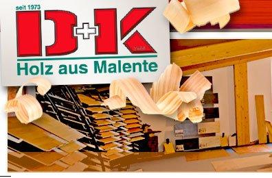 Digeser D + K Holz aus Malente
