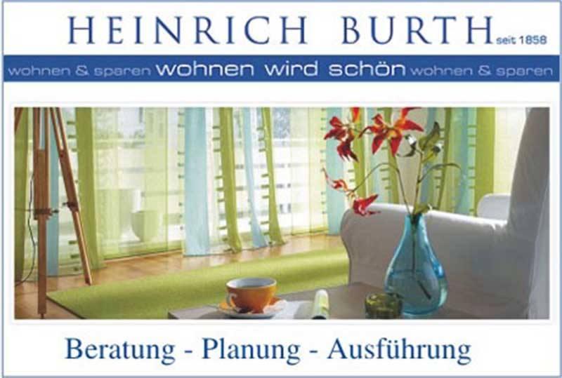 Burths wohnen + sparen Heinrich Burth KG