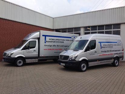 Möbelspedition Sven Ehrlich Transportsysteme GmbH