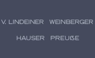 Logo von Lindeiner v., Weinberger, Hauser & Preuße